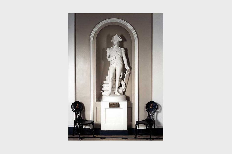 Maquette for Nelson's Column