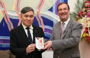 Dr Winston Wong OBE