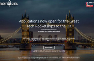 UKTI Rocketships