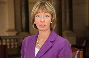 British High Commissioner Designate to Bangladesh Alison Blake arrives
