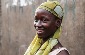 Picture: Simon Davis/DFID