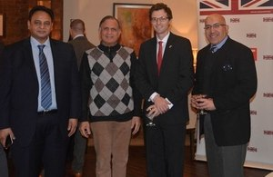 UK Trade & Investment hosts Lahore-based business leaders