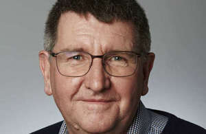 Professor Graham Boulnois, new chairman of the Medicines Technologies Catapult
