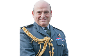 Air Chief Marshal Sir Stuart Peach. Crown Copyright.