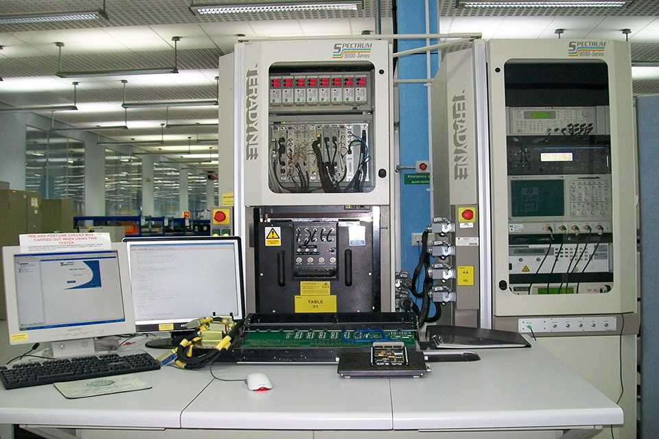 Automatic Test Equipment : Mod automatic test equipment centre of excellence gov