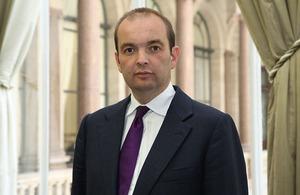 James Duddridge MP