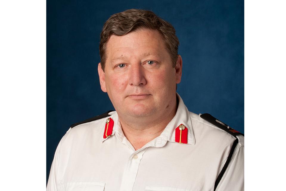 Lieutenant General Sir Christopher Deverell KCB MBE