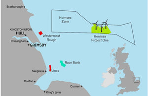 World's largest offshore windfarm to be built in the UK ... Hornsea Project One
