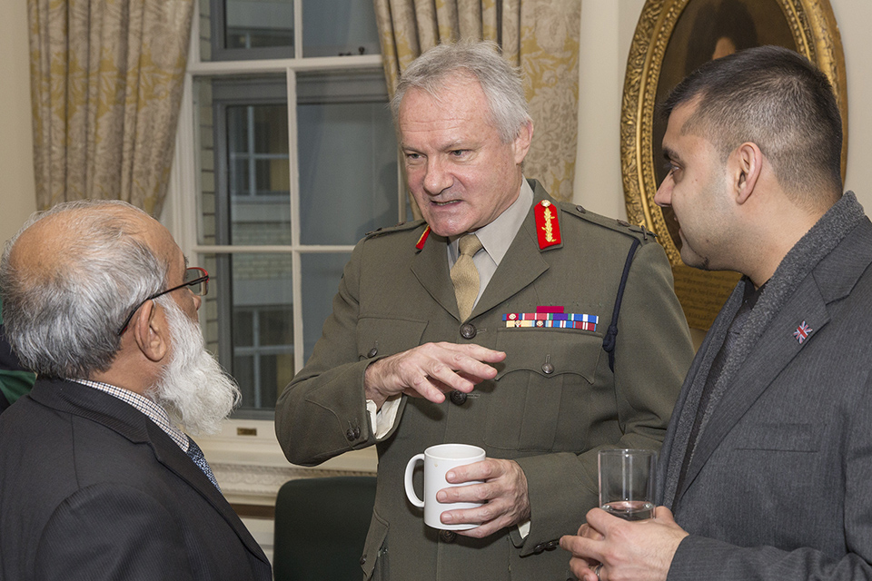 General Messenger, Abdulkarim Gheewala and Riaz Ravat