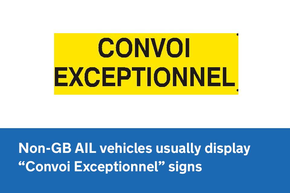 Convoi Exceptionnel