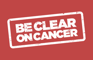 Be Clear on Cancer campaign returns for a second time to highlight blood in pee