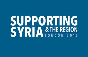 Supporting Syria and the Region
