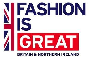 Fashion is GREAT Logo