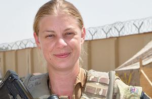 Medical Assistant Tanya Wilson