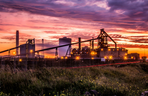 Redcar Steelworks SSI Teesside