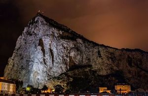 RAF Gibraltar. Photo: Lagan Construction International. All rights reserved