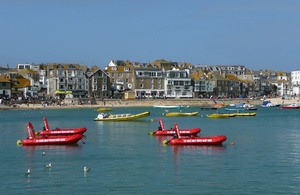 Picture: St Ives, Cornwall