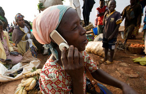Mobile technology empowering underserved communities in developing countries