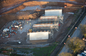 A50 aerial view