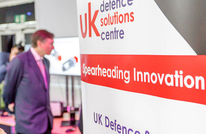The UKDSC is a new organisation built to respond to international customers' needs for innovative and tailored world-class defence solutions.