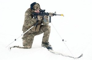 Exercise Cold Response. Crown Copyright