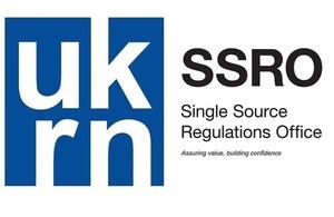 UKRN and SSRO logos