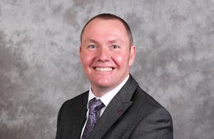 Shaun McNally, CBE