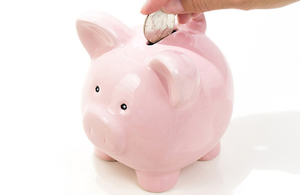 Piggy Bank. Copyright Getty.