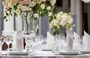 Wedding Venues Advised To Play Fair Gov Uk