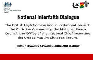 National Inter-Faith Dialogue