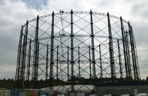 Gasholder No.1