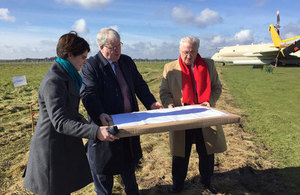 Transport Secretary In Norfolk To See Government Road Investment ...