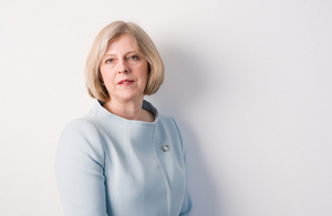Home Secretary, Teresa May