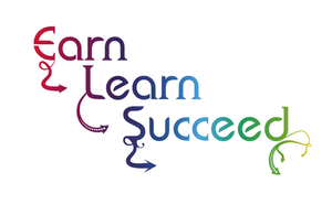 Earn Learn and Succeed logo