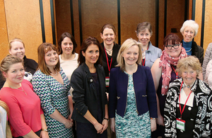 Environment Secretary meets leading women in farming