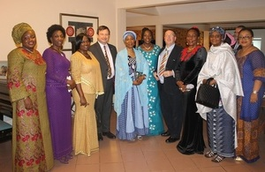 British High Commissioner hosts dinner to discuss Nigeria gender gap