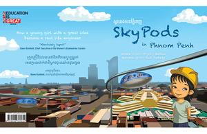 Sky Pods in Phnom Penh