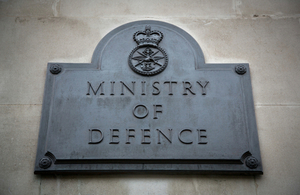 Ministry of Defence Main Building