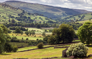 Swaledale © Natural England