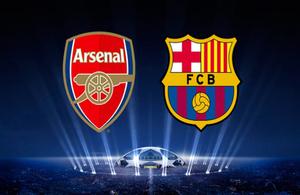 UEFA Champions League Barcelona F.C. - Arsenal travel advice