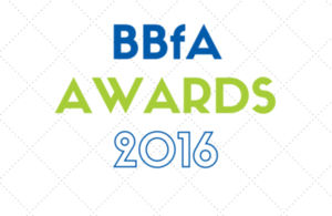 BBfA Awards 2016 logo