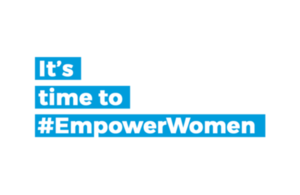 It's time to empower women