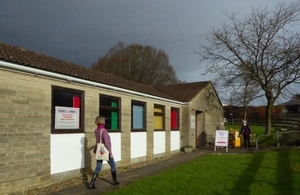 Minchinhampton - one of Gloucestershire's community libraries