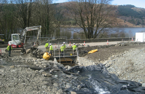 A591 bridge repair