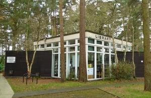 Colehill community library, Dorset