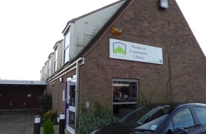 Wendover community library, Buckinghamshire