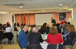 Support to building integrity in Balkans defence and security