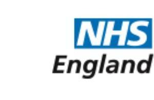 NHS England logo. (Image: Copyright NHS)