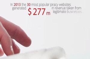 $277m in revenue taken from legitimate businesses