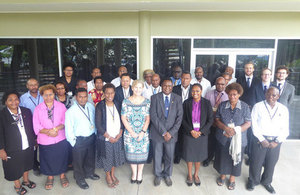 Training Programme for Magistrates and Prosecutors